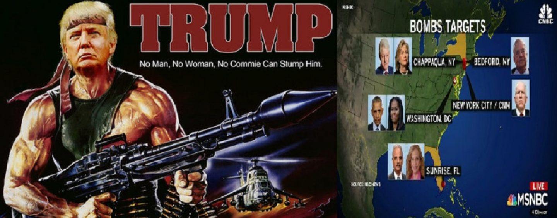 Democrats Using Scare Tactics & Fake Bombs To Make Trump & Republicans Look Bad & Win Elections! (Live Broadcast)