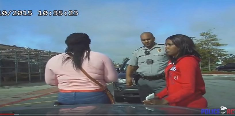 Hair Hatted Bad-Built Wakandan Queens Caught Stealing From Walmart Lead Police On High Speed Chase! (Live Broadcast)