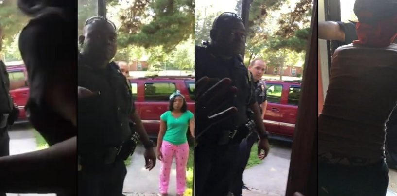 Cop Vs Citizen Mother Has Property Dispute With Daughter, Whose Side Are You On? (Live Broadcast)