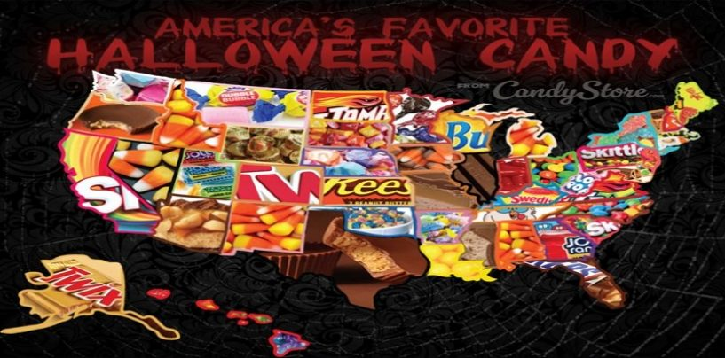 10/31/18 – Sotomayor's Halloween Special: What Are Your Top 10 Favorite Candies Of All Time?