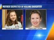 Whore Mom Ties Up Family, Shoots Daughter, 14, In The Head As She Tried To Call 911 For Help! (Video)