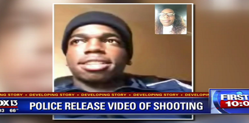 Blacks Protest Yet Another Justified Shooting Of Black Teen Thug On Video Breaking The Law! (Video)