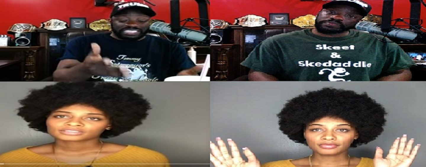 YouTuber Deletes All Of Her Videos & Now Blames Tommy Sotomayor & Is Playing The Victim (Just Like I Said) (Live Broadcast)