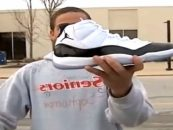 Each Year Over 1,200 Are Killed Over Expensive Name Brand Sneakers Yet Skip Life's Essentials! (Video)