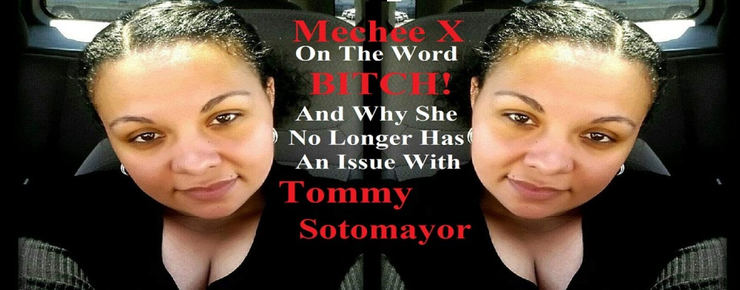 1On1 w/ Mechee X: Explains Why She No Longer Has An Issue w/ Tommy Sotomayor & People Upset By Her Language (Live Broadcast)