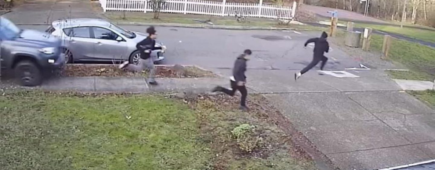 Portland Driver Mows Down 3 Teens Captured On Home Security Cameras! (Live Broadcast)