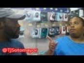 Blk Wmn Rosalind Recognizes Tommy At Wal-Mart In Midland Texas & Confronts Him!