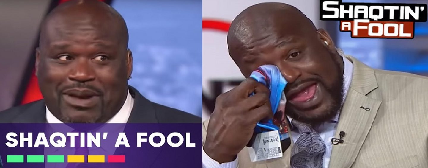 TNTs Ernie Johnson Jr Leaves Kenny Shaq & Charles Speechless After Admitting What He Likes To SMASH! (Video)