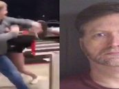 White Man, 51, Arrested After Pushing & Knocking A Loudmouth 11 YO BT The F*ck OUT! (Video)