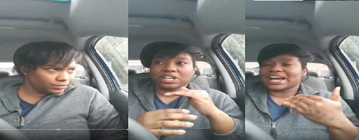 DeepWoods Off YouTuber Explains Why She Put Her Jobless/Pennyless Baby Daddy On Child Support! (Live Broadcast)