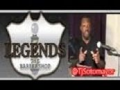 Legends BarberShop & Barber Confronts @Tjsotomayor Over His Video Downing Their Service!