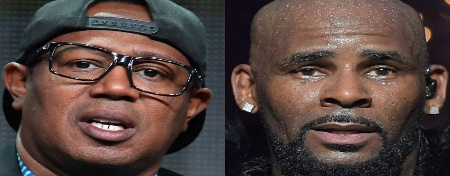 Master P Goes The F*ck Off On The Parents Of The So Called R. Kelly Sex Abuse Lifetime Documentary! (Video)