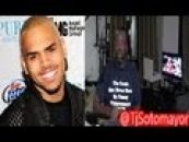 @TjSotomayor Finds Out @ChrisBrown Is Following Him On Twitter & Gets Uber Excited!