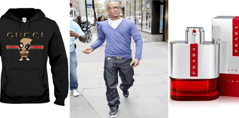 Rapper T.I. Says Its Time 4 Nubians To Boycott GUCCI & PRADA, Do U Agree With His Reasoning Though? (Live Broadcast)
