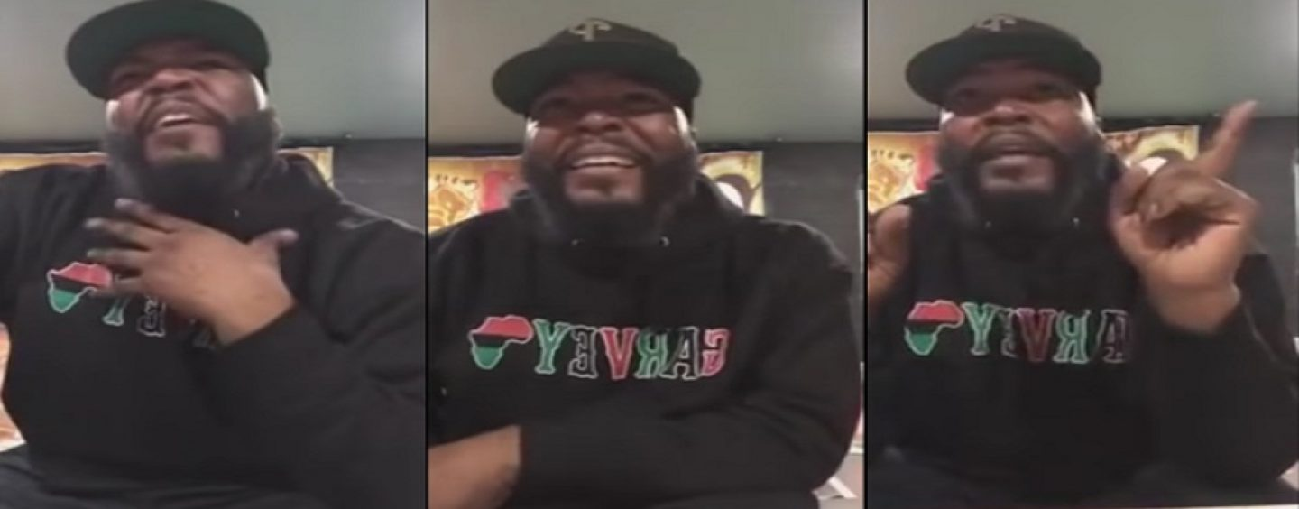 Dr. Umar Johnson Now Repeating Tommy Sotomayor's Points About His So Called Nubian QUEENS! #HowSway (Live Broadcast)