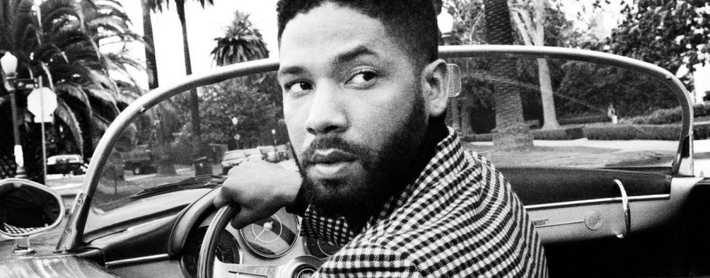 Empire Actor Jussie Smollett Has Issued His First Public Statement Since Being Attacked in Chicago!