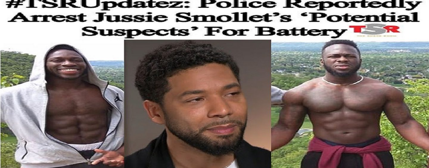 Hilarious, These Are The Two Racist White Men Arrested For Assaulting Jussie Smollett! (Live Broadcast)