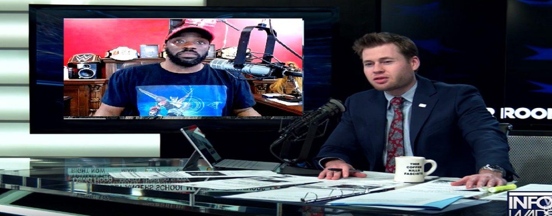 Tommy Sotomayor & J Owen Shroyer Live On Inforwars: Micheal Cohen, Donald Trump & Liberal Logic! (Live Broadcast)