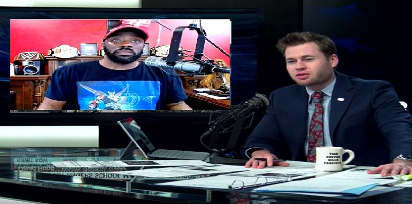 Tommy Sotomayor & J Owen Shroyer Live On Inforwars: Micheal Cohen, Donald Trump & Liberal Logic! (Live Broadcast)