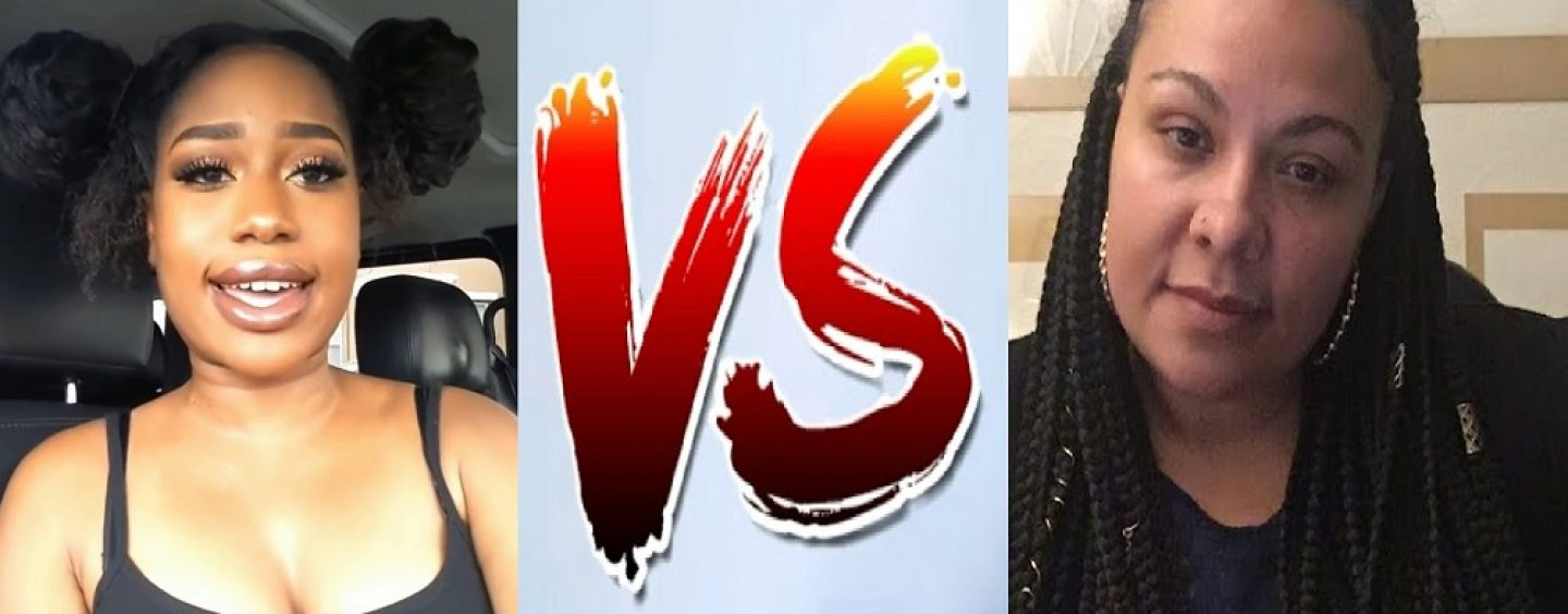 Liverlipped Milan Vs Mechee X In:  As The Pro Blacks Turn! Tommy Sotomayor Gives His Thoughts! (Live Broadcast)