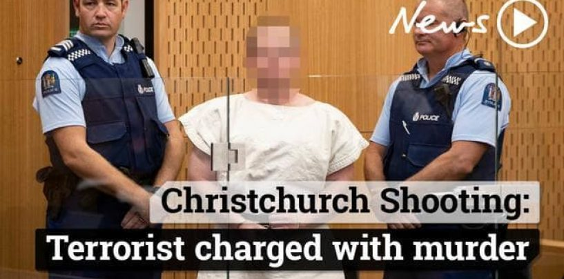 Lets Address The Massacre In New Zealand Done By This Christian WHITE Man To Unsuspecting Muslims! (Live Broadcast)