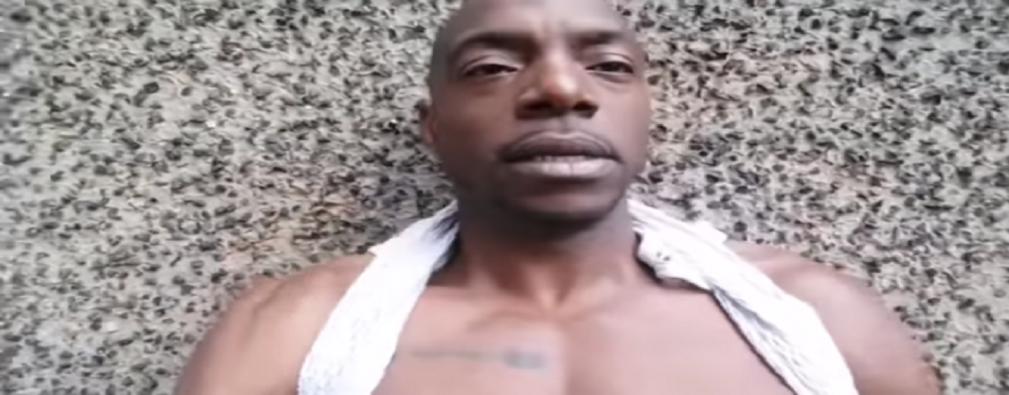AnalBone E-Thugs In Harmony Explains Why He Showed Tommy Sotomayor His Nipples!