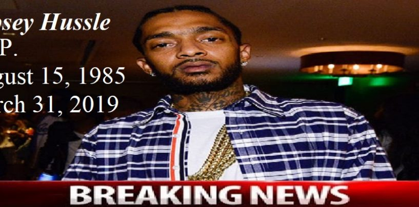 Remembering Rapper Nipsey Hussle & Discussing The State Of BLKS & HipHop! 804-699-11436 (Live Broadcast)