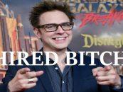 Breaking News! Disney Rehires James Gunn To Direct Guardians Of The Galaxy 3! Take That Social Media Lynchmob! (Video)