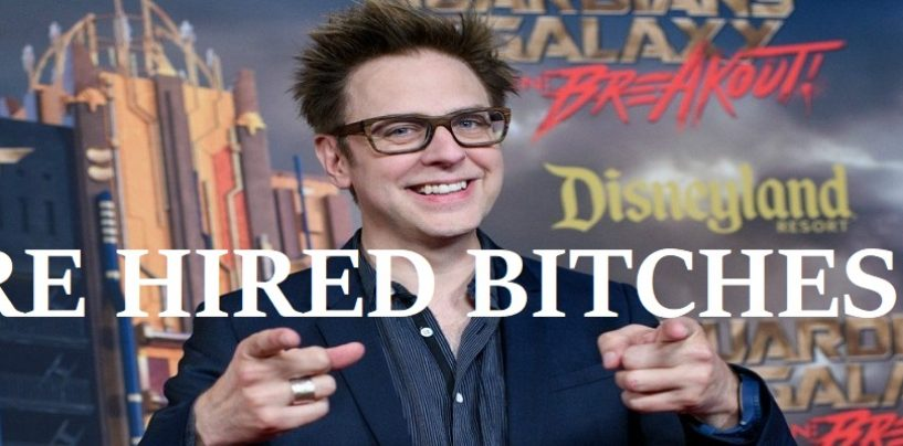 Breaking News! Disney Rehires James Gunn To Direct Guardians Of The Galaxy 3! Take That Social Media Lynchmob! (Video)
