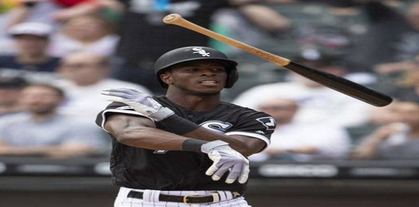 Sox Player Tim Anderson Suspended A Game For Calling A White Player The N-Word! #iShitUNot (Video)