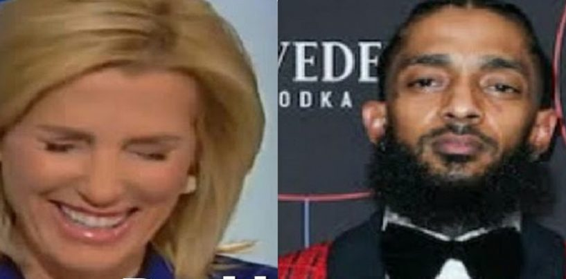 Laura Ingraham Laughs At #NipseyHussle Homegoing But Im Sorry, I Do Not See The Issue! (Video)