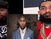 Nipsey Hussle's Violent Words On DJ Akademics Came Back On Him & Is Tariq Nasheed Trying To Get DJAK Touched? (Live Broadcast)