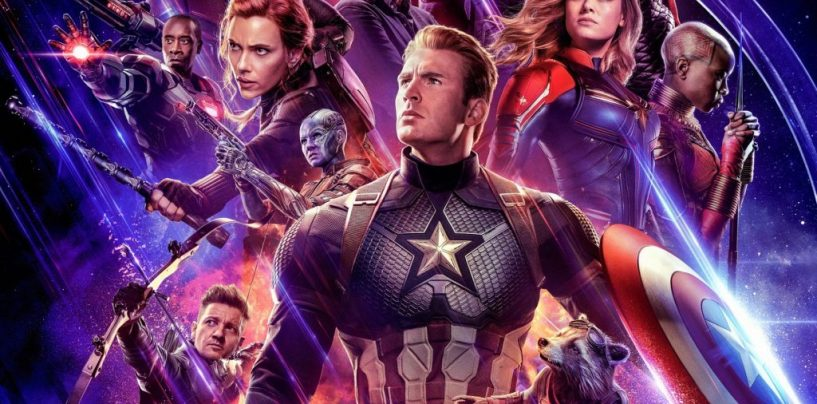 Tommy Sotomayor's Avengers Endgame Review! With Spoilers & Audience Phone Calls! 804.699.1143 (Live Broadcast)