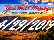 4/29/19 GMSN Monday Morning Marvel Madness Show! w/ Tommy Sotomayor (Live Broadcast)