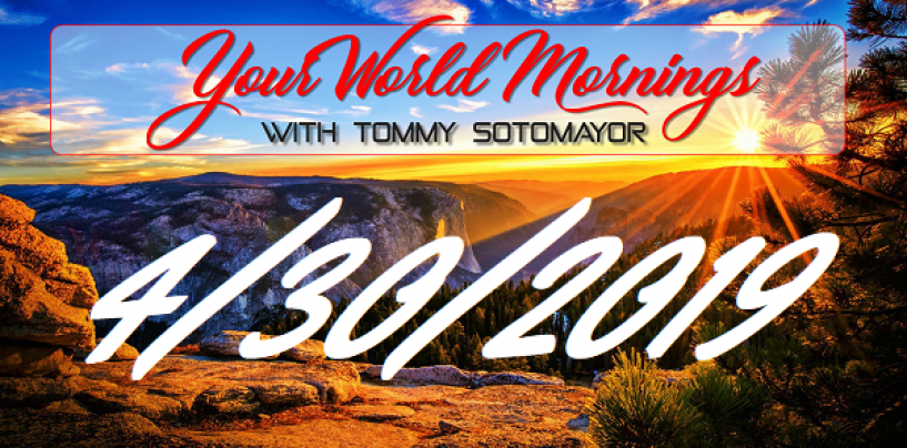 GMSN! News, Up To Date Stories, Comedy & More! The Best Morning Show In The World w/TJsotomayorKOC (Live Broadcast)