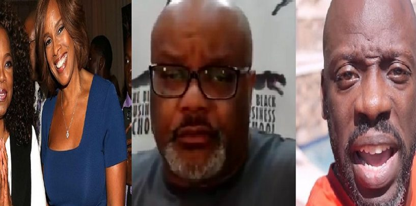 Dr. Moist Twatkins Expresses His Jealousy Over Gayle King & Tommy Sotomayor's Success LIVE! (Live Broadcast)