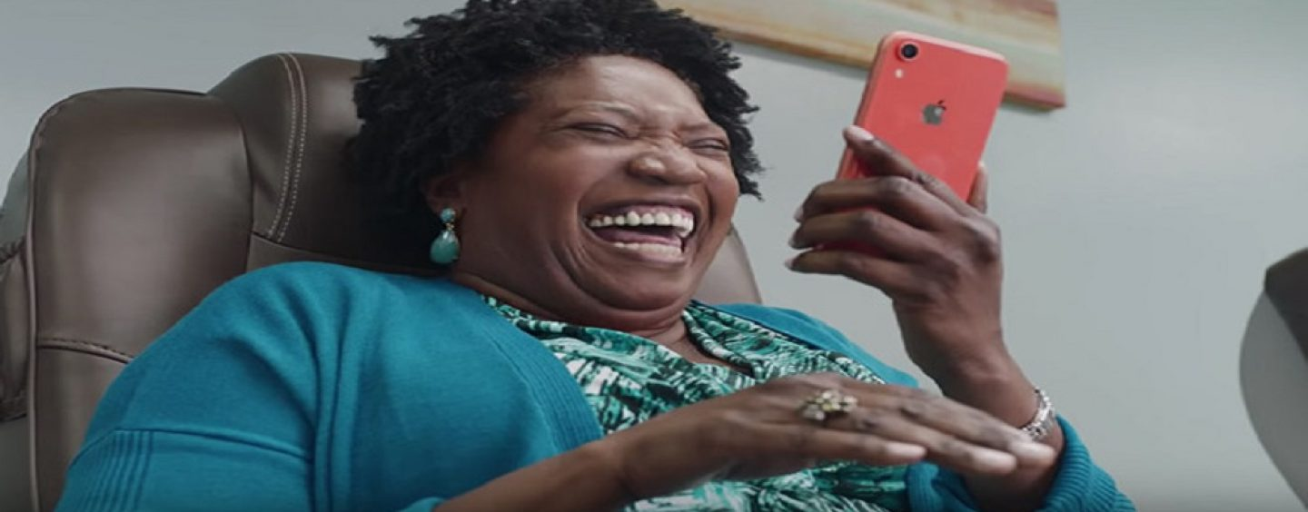 Latest Iphone Commercial Clowns Black Women For Being Loud & Rude To Everyone Around Them! (Video)