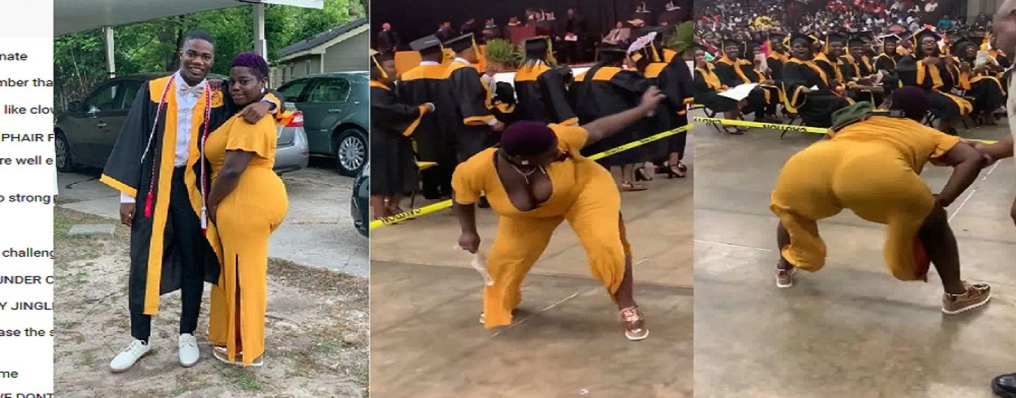 After Seeing The Graduation Twerking Mom & Hearing Her Explain It, How Do You Feel? 213-943-3362 (Live Broadcast)