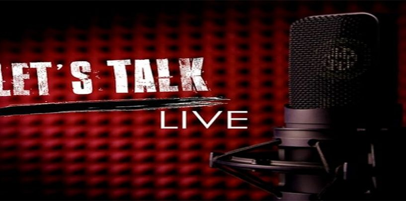 Talk With Tommy Sotomayor Live: OPEN TOPICS! 213-943-3362