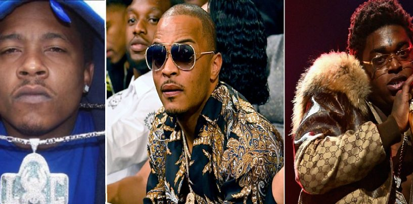 T.I. Snitching, Spider Loc & Kodak Black Dishing, What Are Your Thoughts? 213-943-3362 (Live Broadcast)
