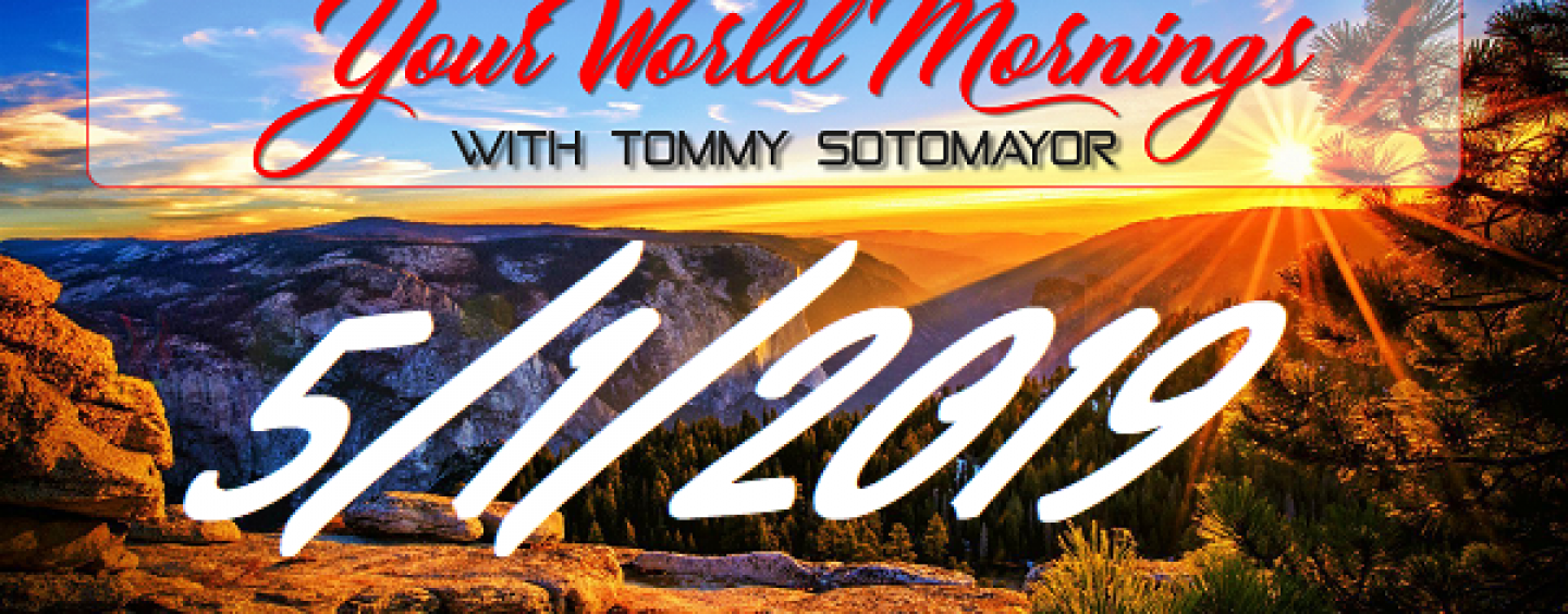 GMSN 5/1/19 Afternoon Special: News, Comedy & More w/ @tjsotomayorkoc (Live Broadcast)