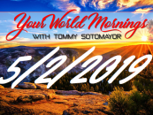 GMSN 5/2/19 Afternoon Special: News, Comedy & More w/ @tjsotomayorkoc (Live Broadcast)