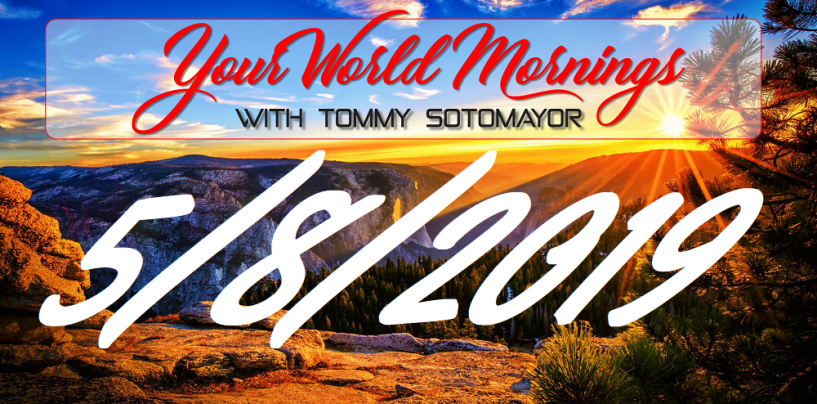 5/8/19 Good Morning Sotonation! GMSN News, Entertainment & Education! w The KOC (Live Broadcast)