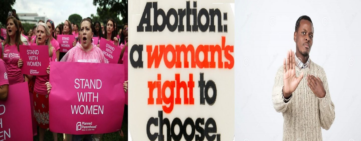 Should A WOMAN's Right To Choose Come With A MAN's The Right To Refuse? 213-943-3362 (Live Broadcast)