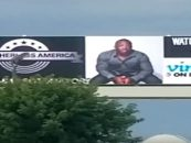 Someone Paid To Have My Movie Put On A Bill Board And More. (Live Broadcast)