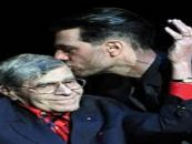 Singer/Actor Jerry Lewis Made Sure To Exclude His Actual Kids From His Will Giving Them NADA! (Video)
