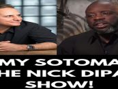 Tommy Sotomayor Joins The Nick Di Paolo Show LIVE! (Live Broadcast)