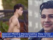 YouTube Star Ray Diaz Story & How Under-aged Girls And Abuse Lead To His Arrest! (Video)