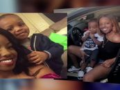 Pregnant Woman Shot To Death While Holding Her 3 Year Old Son In The Hood! (Video)