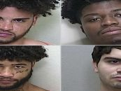 Man Uses AR-15 To Defend Himself Against 4 Home Invaders leaving 2 Dead & 2 In Custody! Thank God For The 2nd Amendment! (Video)